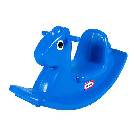 Качалка Little Tikes Лошадка Синяя 167200072