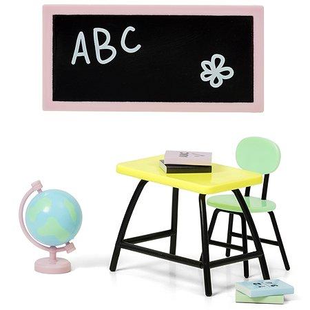 Мебель для домика Lundby Школа 8предметов LB_60501600