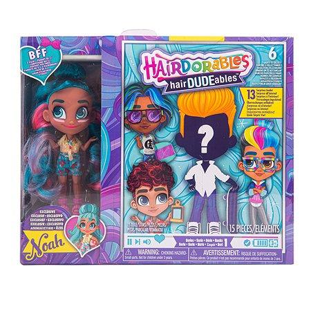 Кукла Hairdorables Модная парочка в непрозрачной упаковке (Сюрприз) 23700