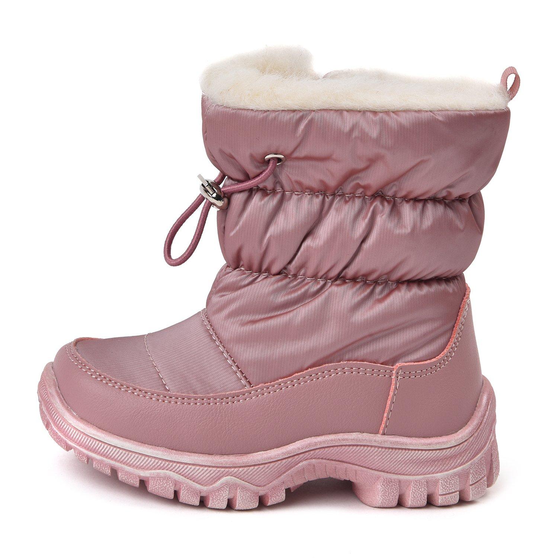 Сапоги-дутики BabyGo розовые