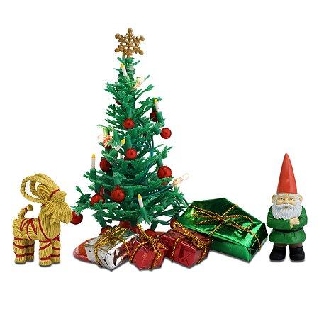 Мебель для домика Lundby Рождественский набор 7предметов LB_60604700