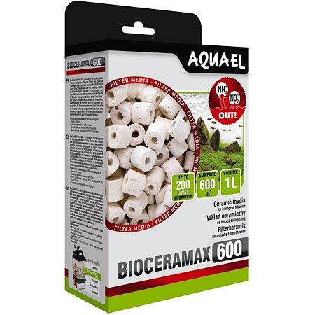 Наполнитель для аквариумных фильтров AQUAEL Bioceramax 600 1л