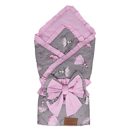 Одеяло на выписку AMARO BABY Daisy Балет ABDM-6003-BS