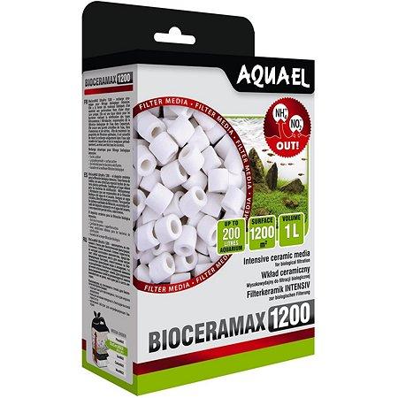 Наполнитель для аквариумных фильтров AQUAEL Bioceramax 1200 1л
