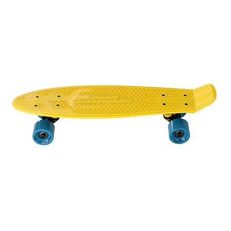 Скейтборд Lamborghini Желтый LB1Y