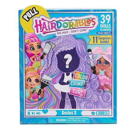 Кукла Hairdorables Яркие вечеринки в непрозрачной упаковке (Сюрприз) 23725