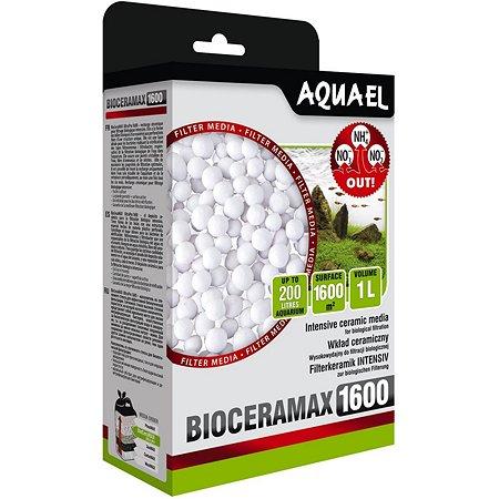 Наполнитель для аквариумных фильтров AQUAEL Bioceramax 1600 1л