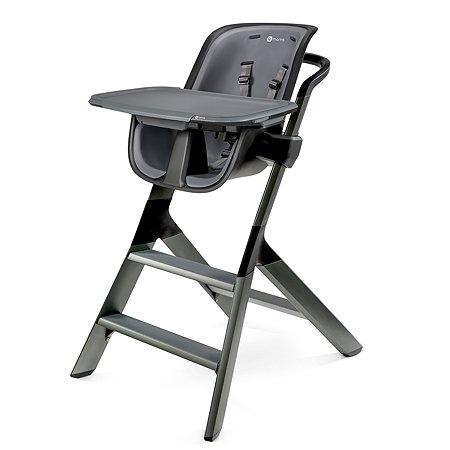 Стульчик для кормления 4Moms High chair 2.1 Черный-Серый