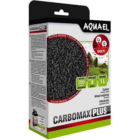 Наполнитель для аквариумных фильтров AQUAEL Carbomax Plus 2*500мл