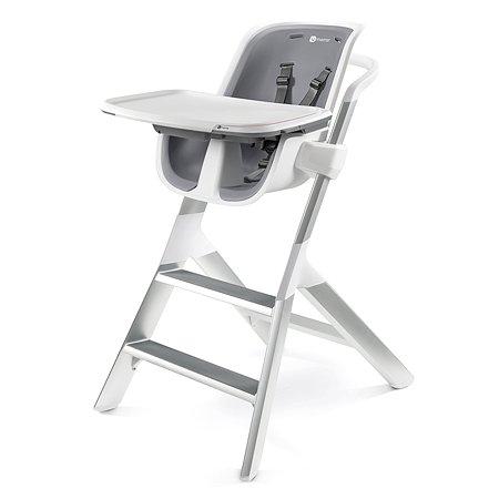Стульчик для кормления 4Moms High chair 2.1 Белый-Серый