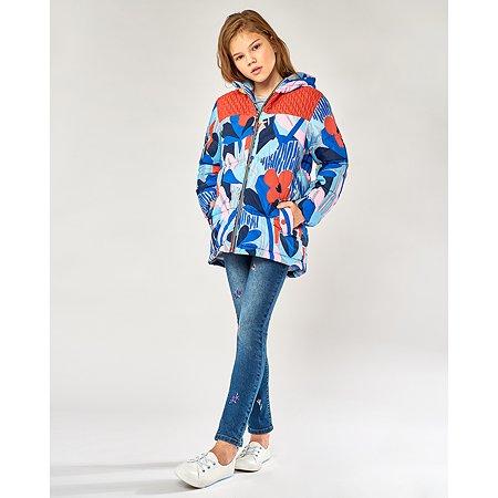 Куртка Futurino Fashion цветная