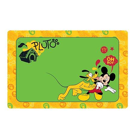 Коврик под миску Triol Disney Pluto and Mickey 30211012