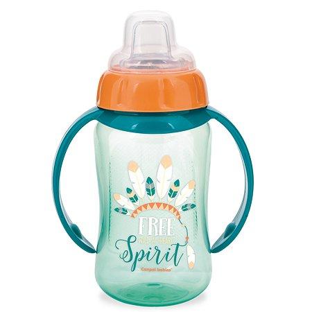 Поильник Canpol Babies Free spirit c 6месяцев 250989322