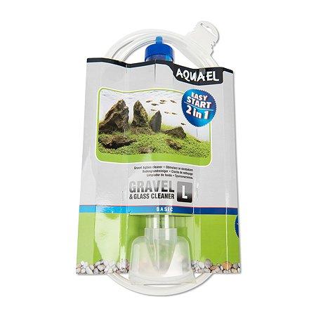 Сифон для аквариумов AQUAEL Gravel and Glass Cleaner L 222875