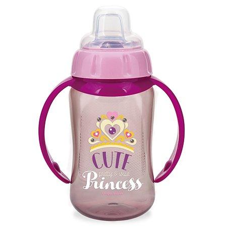 Поильник Canpol Babies Cute princess c 6месяцев 250989323