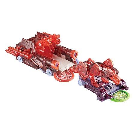 Машинка-трансформер Screechers Wild Турбо-Скричер 2в1 Церберус 37761