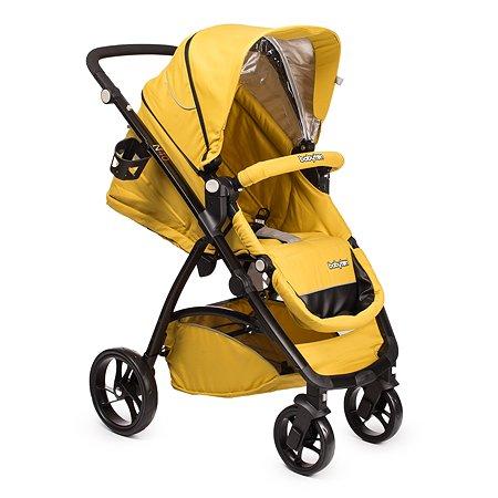 Прогулочная коляска Babyton Yellow