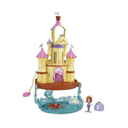 Игровой набор Disney София Дворец