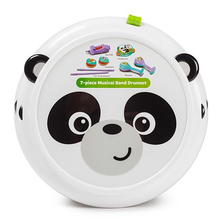 Набор музыкальных инструментов Fisher Price в коробке Панда