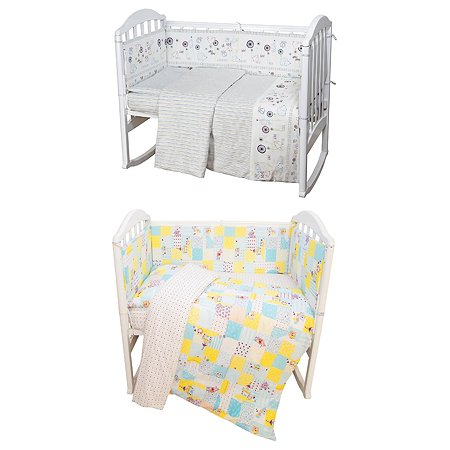 Борт в кроватку Baby Nice в ассортименте