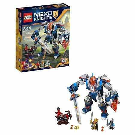 Конструктор LEGO Nexo Knights Королевские доспехи (70327)