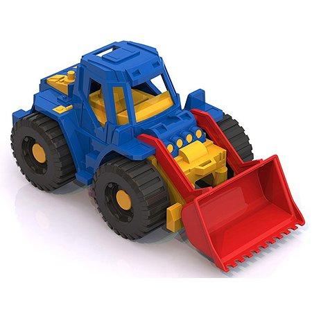 Трактор Нордпласт Дон 19 см