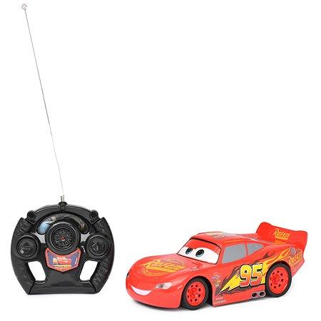 Автомобиль Cars Disney р/у Молния Маккуин 22 см