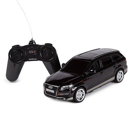 Машинка радиоуправляемая Rastar Audi Q7 1:24 черная