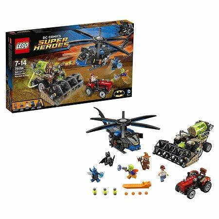 Конструктор LEGO Super Heroes Бэтмен™: жатва страха (76054)