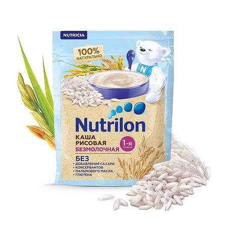 Каша безмолочная Nutrilon рисовая 180г с 4месяцев