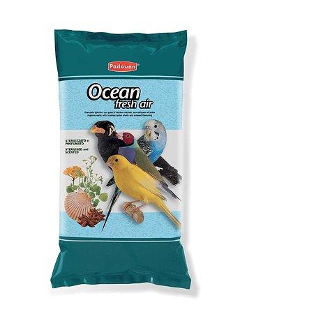 Наполнитель для птиц PADOVAN Ocean декоротивных песок 5кг
