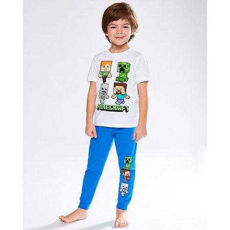 Пижама Minecraft футболка + брюки