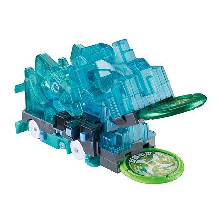 Машинка-трансформер Screechers Wild Харвест л6 37763