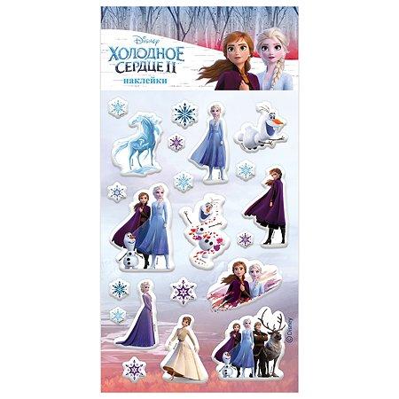 Наклейка декоративная Disney лицензионная Холодное сердце-2 2 95*185 68777