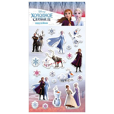 Наклейка декоративная Disney лицензионная Холодное сердце-2 3 95*185 68784
