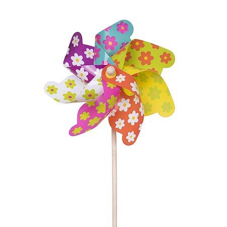Ветрячок ЯиГрушка Цветочки 59607ЯиГ