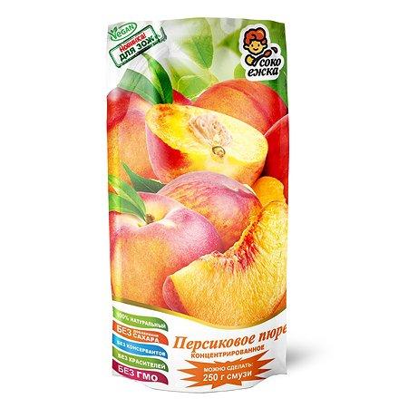 Пюре Сделай смузи сам концентрированное персиковое 100г