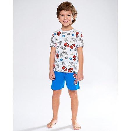Пижама Spider-man футболка + шорты