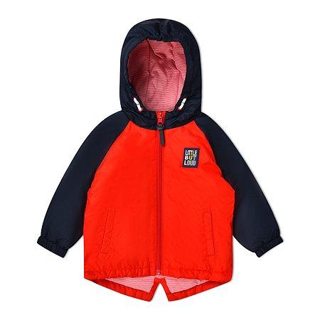 Куртка BabyGo красная