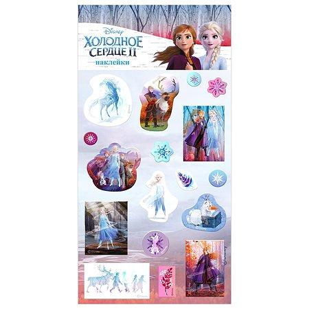 Наклейка декоративная Disney лицензионная Холодное сердце-2 3D 2 95*185 68753
