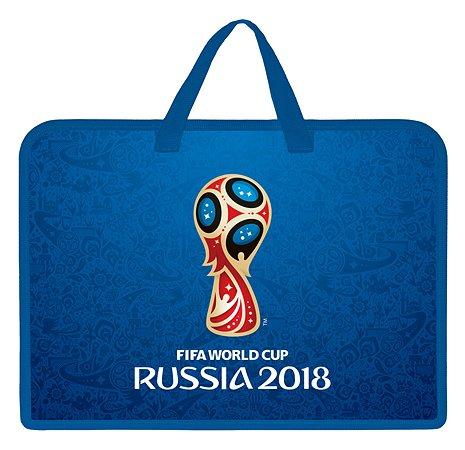 Папка для тетрадей Hatber 2018 FIFA World Cup Russia TM А4 Amn_14069