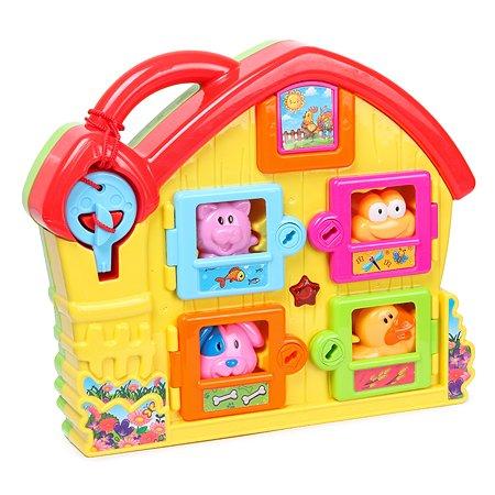 Игрушка интерактивная Baby Go Домик YS284960