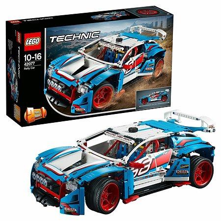 Конструктор LEGO Гоночный автомобиль Technic (42077)