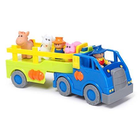 Игрушка интерактивная Baby Go Машина фермера YS284940