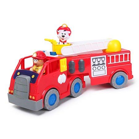 Игрушка интерактивная Baby Go Пожарная машина YS284939