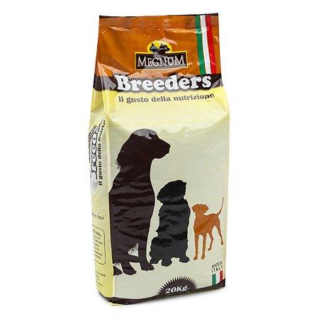 Корм для собак Meglium Breeders Adult 20 кг