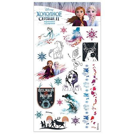 Татуировки переводные Disney Холодное сердце-2 3 95*185 68739