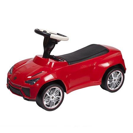 Каталка Rastar Lamborghini Urus Красная 83600