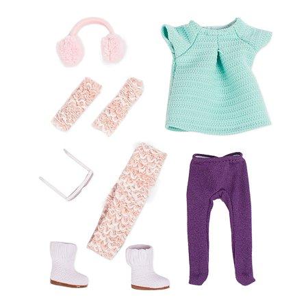 Одежда для куклы Lori Зимний комплект