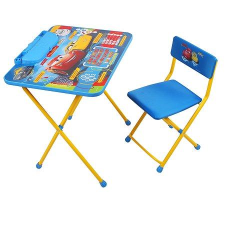 Комплект детской мебели NiKA kids складной